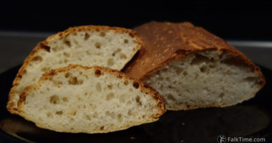 Ciabatta easy recipe