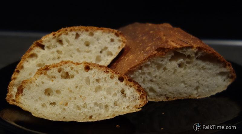 Ciabatta easy recipe