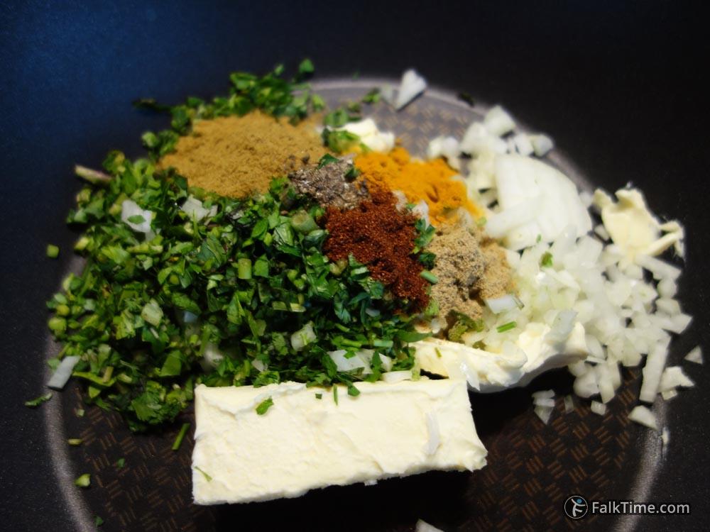 Tajine kefta recipe