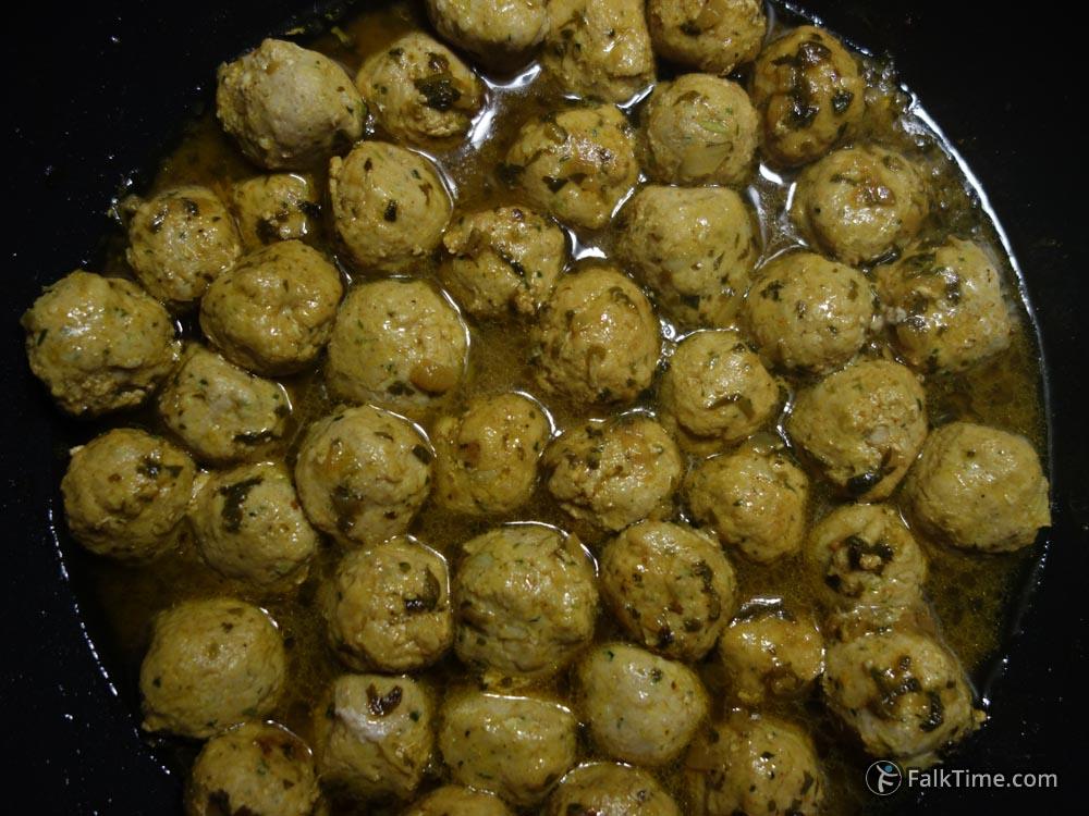How to cook tajine kefta