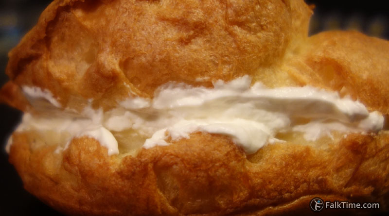 Whipped cream (creme Chantilly) recipe