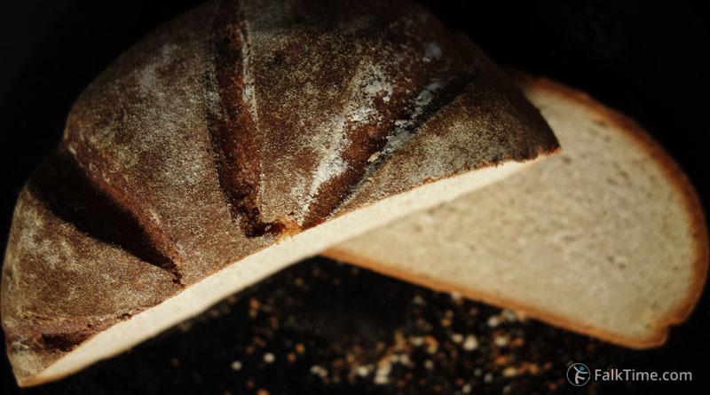 Rye bread, recipe