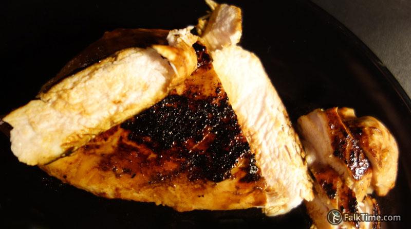 Recipe of tender juicy chicken breast fillet